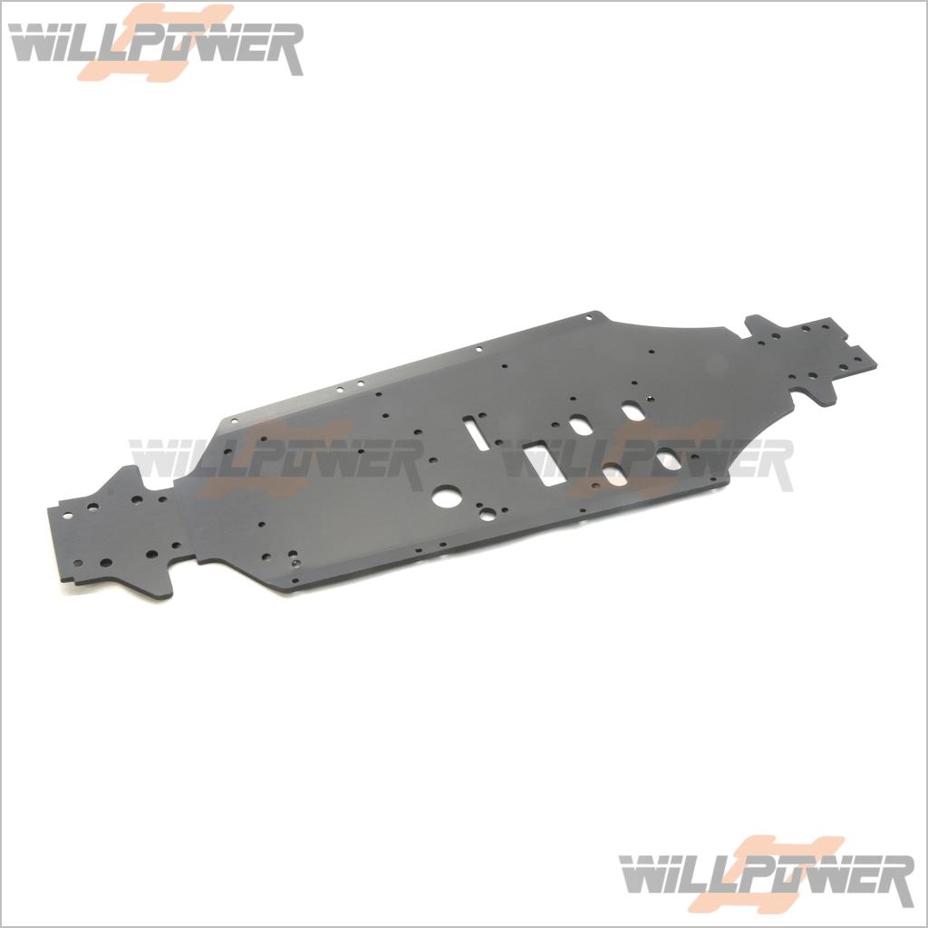 Chassis  92010 (RC-WillPower) (RC-WillPower) (RC-WillPower) HOBAO Hyper SST b9b6d6