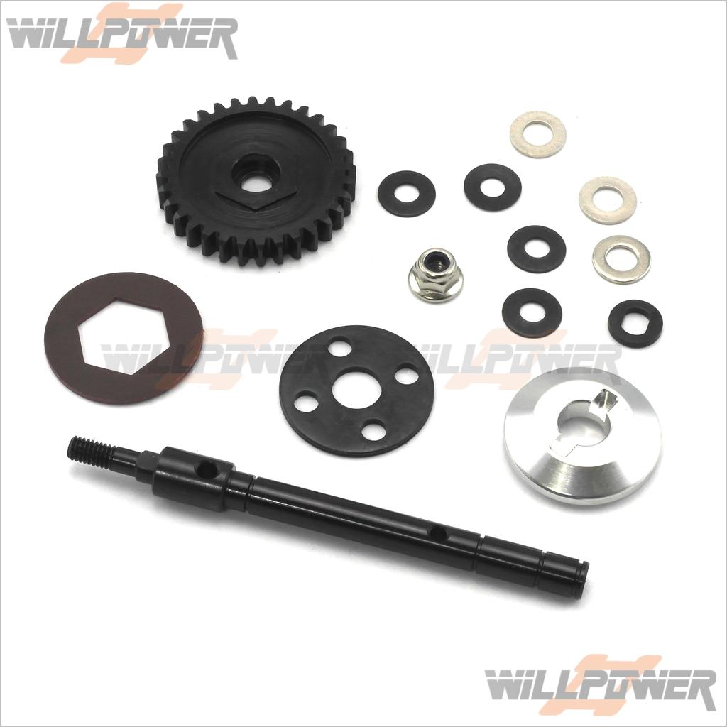 Torque Limiter  OP-0094  RC-WillPower  HOBAO Hyper MT