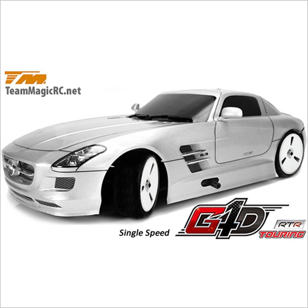 Teammagic 1 10 g4d Sls Sls Sls De Goma Para Neumáticos Rtr c (rc-willpower) Tm 1 10 vehículo  punto de venta