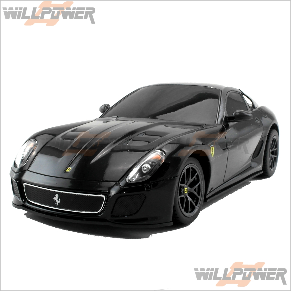 Ferrari 599: Ferrari 599 GTO Car RTR (RC-WillPower) RASTAR