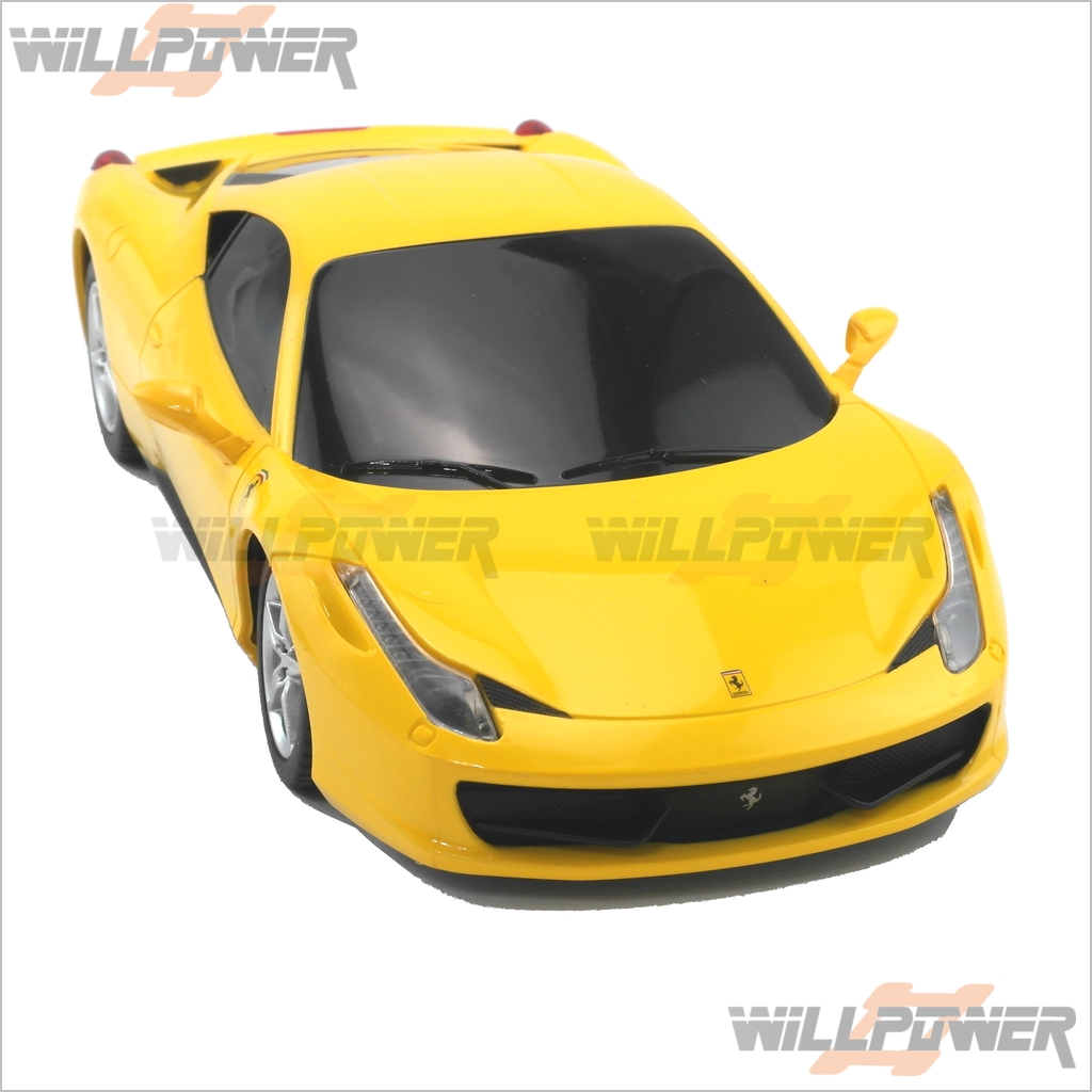 Ferrari 458 RTR (RC-WillPower) RASTAR