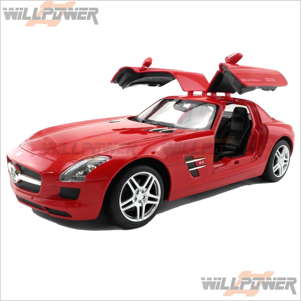 Mercedes-BENZ SLS AMG RTR  (RC-Willenergia) RAestrella  tutto in alta qualità e prezzo basso