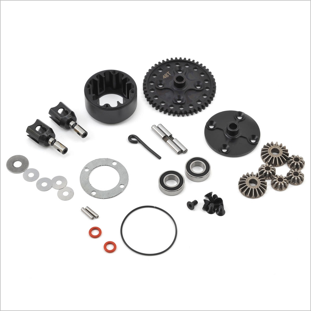BBD Large Center Diff.  SWC-210069 (RC-WillPower) Sworkz S350