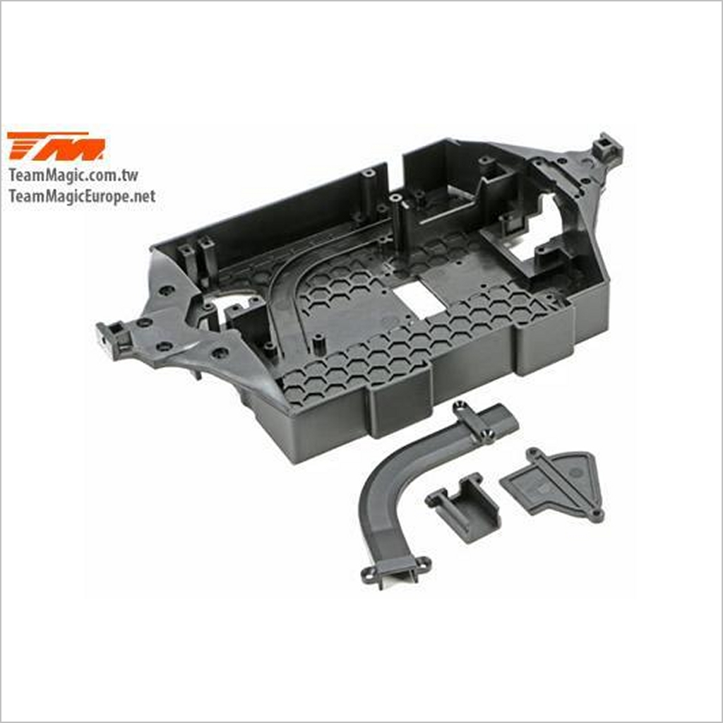 Chassis  510158  RC-WillPower  TeamMagic E5