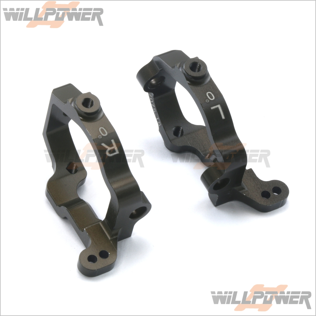 Steering C Hub  X3GT-08  RC-WillPower  HongNor X3-GTe/X3-GT
