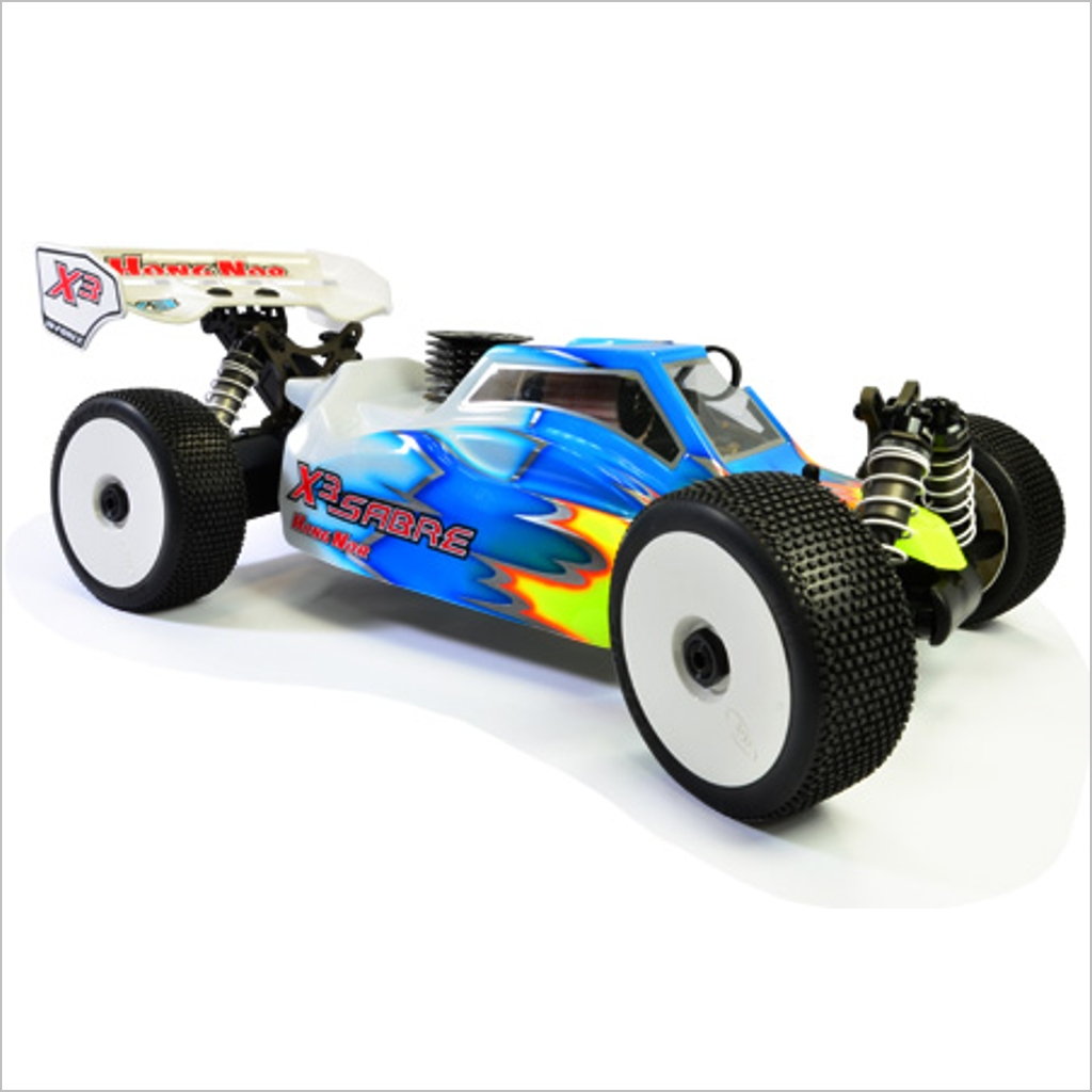 Details about X3 Sabre 3 0 EVO Nitro Buggy Kit (RC-WillPower) HongNor