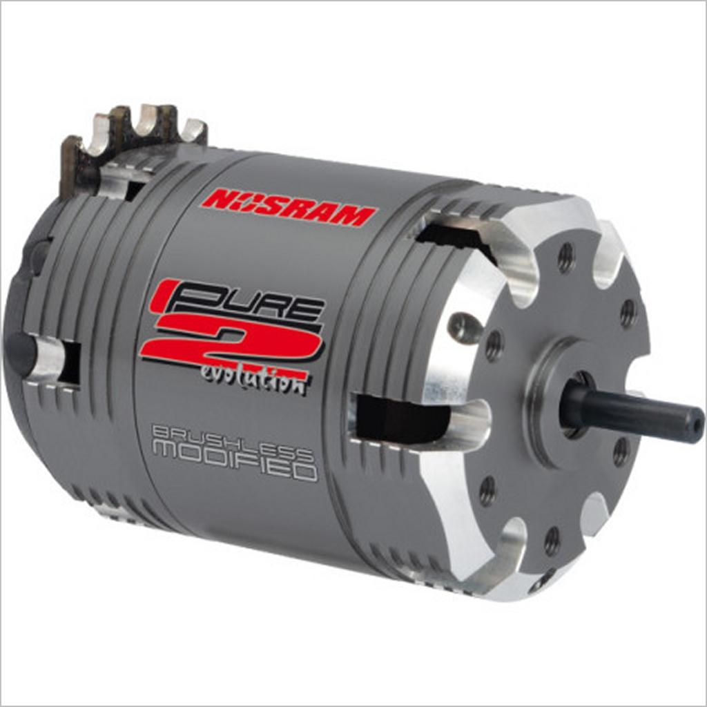 Pure 2 BL Modified - 5.0T  90689  RC-WillPower  NOSRAM RC ESC/Motor