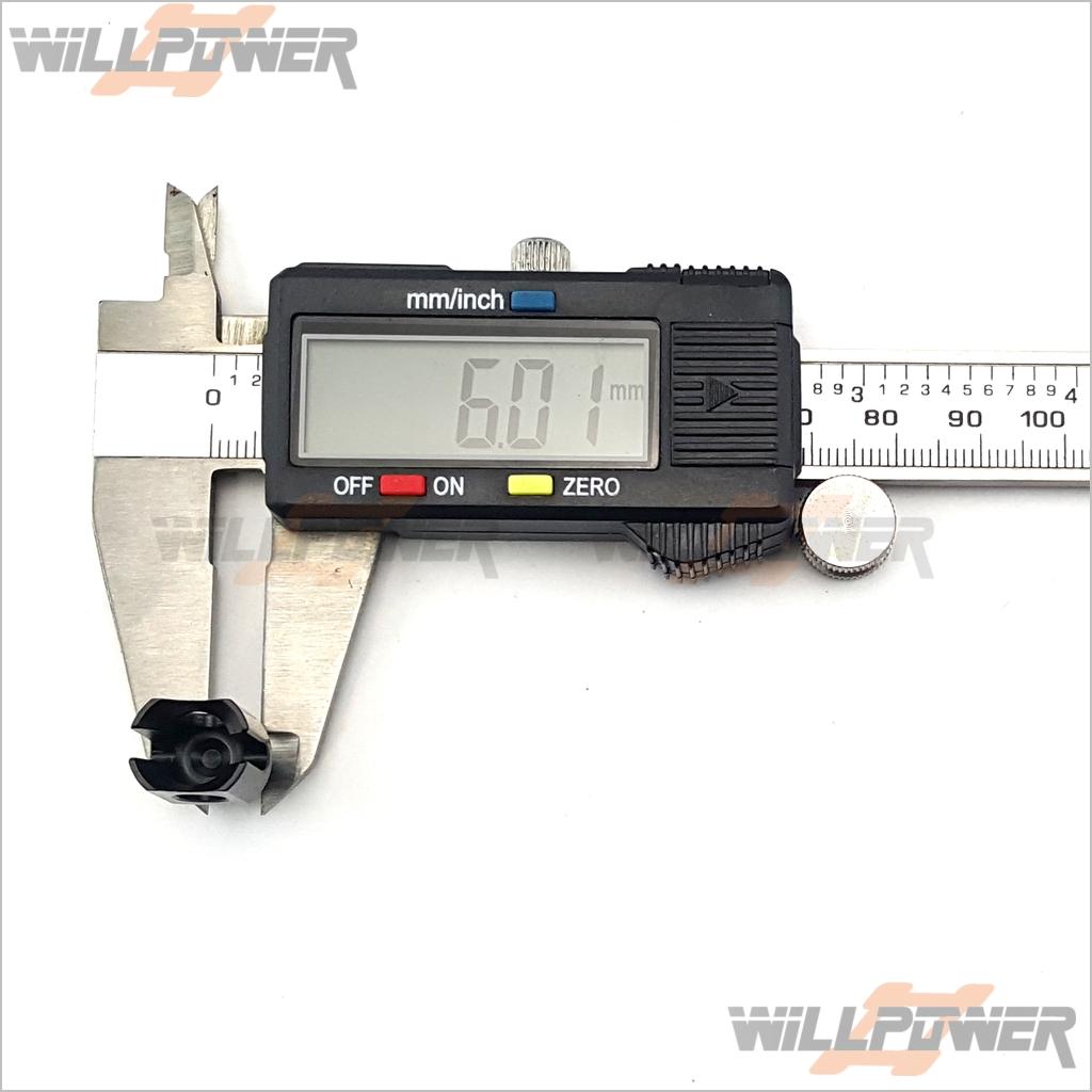 OFNA JAMMIN Hong Nor Cap Joint Lightweight #X3S-04 RC-WillPower X3 SABRE Diff