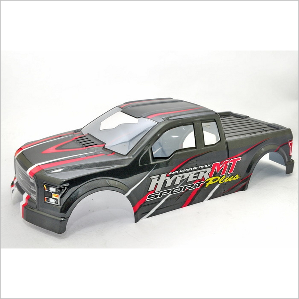 Painted Printed Body Shell Cover DG (RC-WillPower) HOBAO Hyper MT Plus