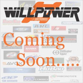 Q-World Aluminum 3mm Countersink Washer w/ Screws (15 pcs) #QW-311