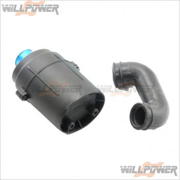 Q-World 1/8PRO-500高效率空氣濾清器 #QW-368