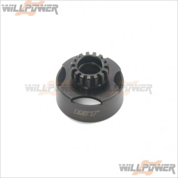 Q-World 15T Clutch Bell For Kyosho MP..