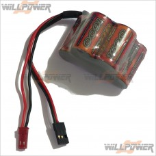 WeiHan 6V 1600mAh Ni-MH Hump Pack Rechargeable Battery