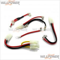 Q-World Wiring Set for 10244 Starter Box #QW-92888