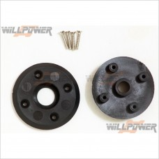 Q-World Spur Pulley 52T Set (for 10244) #QW-92876