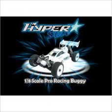 HOBAO Hyper Star 1/8th Buggy Pro Kit #Hyper Star Kit