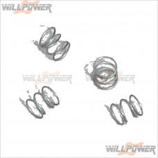 HongNor Brake Pad Springs * 4 #J-40 [9.5 Ravager/CD3/CRT.5/DM-ONE/LD3/SCRT-10/X1CR/X1CRT/X3-GT]