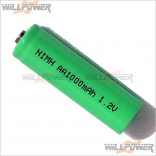 ACE AA 1.2V/1000mA Rechargeable Battery