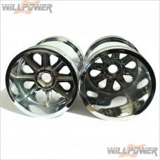 HongNor New Monster Wheels Chrome #B-16C