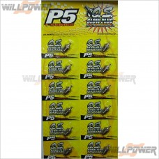 O.S. P5 Turbo Glow Plug * 12 pcs
