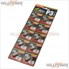 Alpha Glow Plug P3 Hot 10pcs