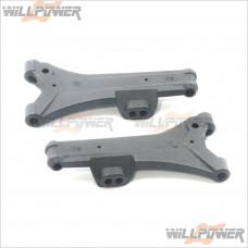 TeamMagic Rear Lower Arm Set #503311 [E4D MF Parts] [E4D Parts] [MF Pro Parts]