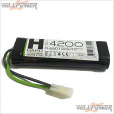 TeamMagic H.A.R.D. 7.2v 4200mah Ni-MH Stick Pack #H6601