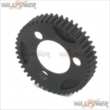 TeamMagic Duro 2 Speed 2nd Spur Gear 46T(use with 502284 & 502285) #TM-502282