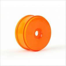 HongNor 1/8 Lightweight wheels * 4 (Orange) #361O [RC Tires]