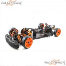 TeamMagic E4D MF Pro Drift Car #503015