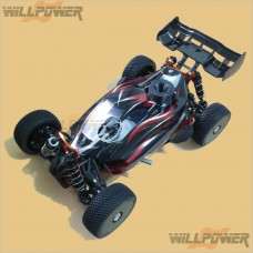 HOBAO Hyper SS (Black) + 2.4 Radio + .28 6P Pull Start Engine