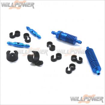 Exhaust Fuel Filter + Gas Coolder + Fuel Stopper