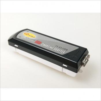 Q-World 智慧型手機充電轉接器R/C               #QW-2655