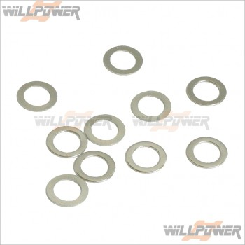 Washer 5x8x0.3mm
