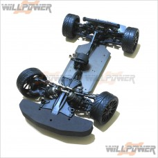 HongNor X3 GT Saden w/ Clear Body Shell #X3-GT-Electric-80%