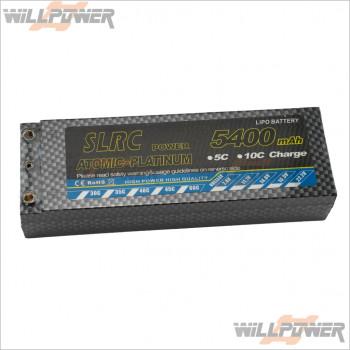 SLRC 7.4V/5400MAH/30C LiPo Battery