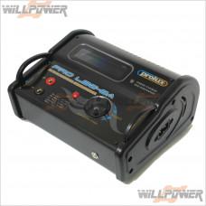 Prolux AC/DC [Ni-Cd/Ni-MH]:1-10C [LiPo/LiFePo]:1-6S 10A Charger 90-240V (EU 220 Plug) #3724C [RC Charger]