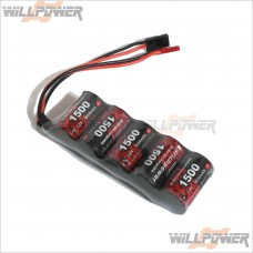 EP 6V/1500MAH Ni-MH Flat Pack Rechargeable Battery
