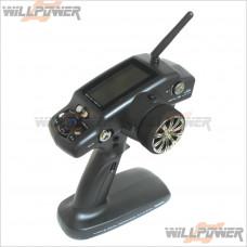 Futaba 4PLS 2.4G Radio Transmitter w/ R304SB Receiver #4PLS [RC Radio]
