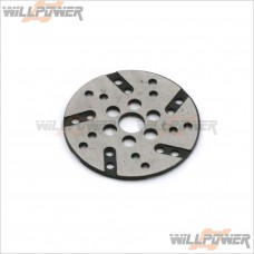 K Factory Lightweight Vent Brake Disc #K1443 [G4]
