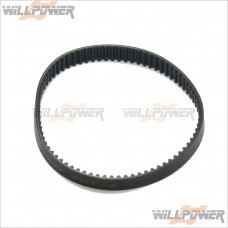 Q-World Drive Belt 3M 78T #2010-009 [10263RB]