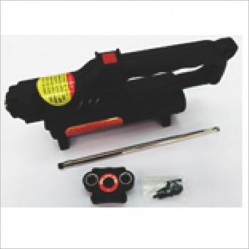 MING YANG 引擎啟動器(有過載保護裝置)540馬達,附雙邊後蓋Dual E-starter (Auto Protection) 540 motor, w/Back Plate (color box) #F3008