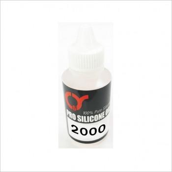 MING YANG 矽質避震油 #2000 Silicone Shock Oil #2000 #C8122-17