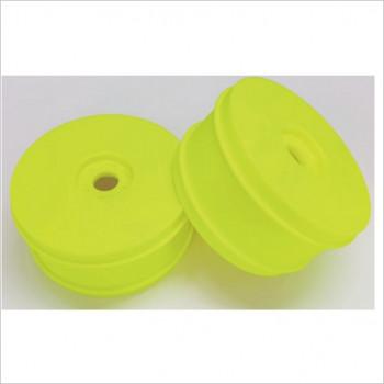 MING YANG 1/8 明陽螢光黃輪框(黃)  1/8 Wheel Fluorescent Yellow (2pcs) #C8352