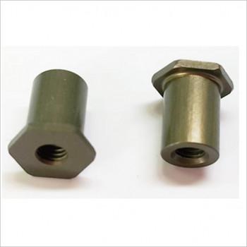 MING YANG 轉向零件 (2pcs) Alum. Steering Parts (2pcs) #C10160