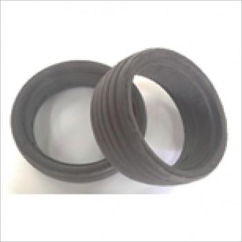 MING YANG 發泡海綿PRO (黑, 1/8 Buggy用) Black Tire Foam PRO (2pcs) #C8338
