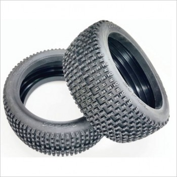 MING YANG 波胎 (中/2pcs) Khaos Tire (Middle/2pcs) #C10102