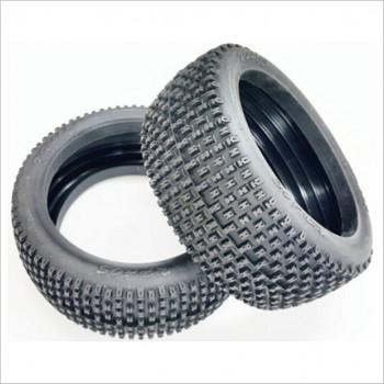 MING YANG 波胎 (軟/2pcs) Khaos Tire (Soft/2pcs) #C10101