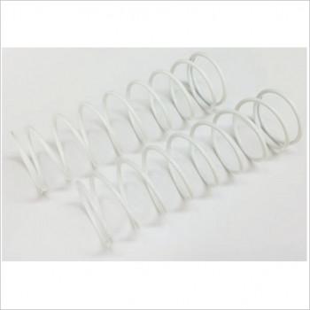 MING YANG 後避震彈簧9.5圈76MM(白) Rear Shock Spring (76mm/9.5coils, White, 2pcs) #C10097