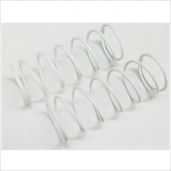 MING YANG 前避震彈簧7.5圈60MM(白) Front Shock Spring (60mm/7.5coils, White, 2pcs) #C10093